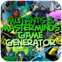 Mutants & Masterminds Game Generator