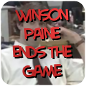 Winson Paine Ends The Game